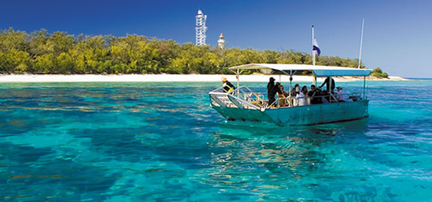 Bundaberg Great Barrier Reef Tours