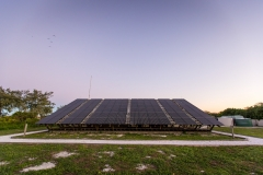 Hybrid Solar Power Station